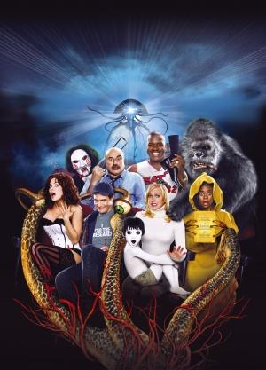 Scary Movie 4 3600x5000