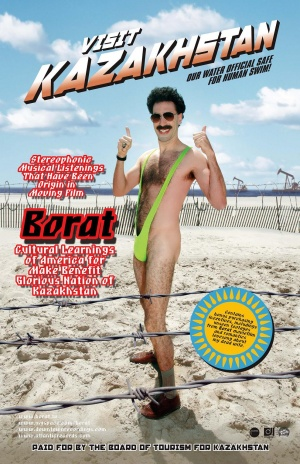 Borat: Cultural Learnings of America for Make Benefit Glorious Nation of Kazakhstan 988x1527
