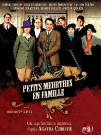 Agatha Christie - Einladung zum Mord poster