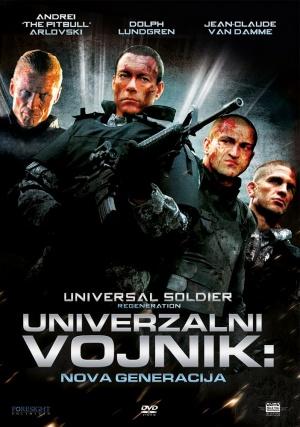 Universal Soldier: Regeneration 702x1000