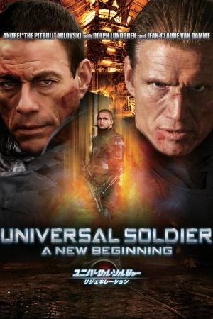 Universal Soldier: Regeneration 800x1200