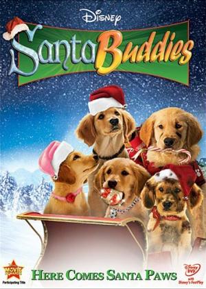 Santa Buddies 358x500
