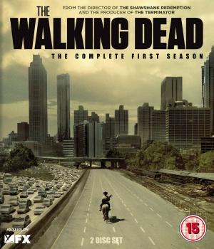 The Walking Dead 1186x1382