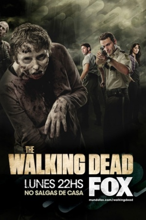 The Walking Dead 354x535