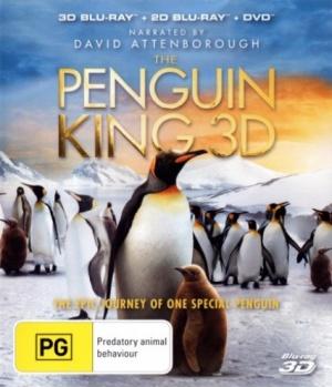 The Penguin King 426x496
