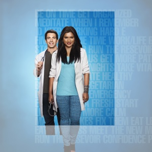The Mindy Project 2953x2953