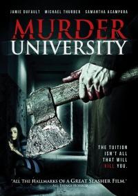 Murder University poster