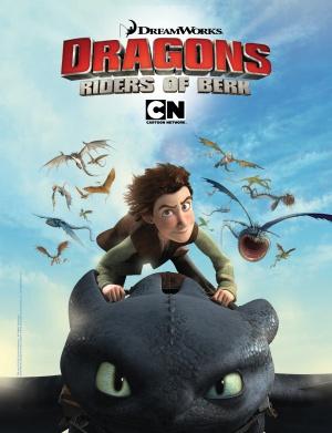 Dragons: Riders of Berk 2475x3225