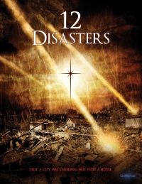 Twelve Disasters of Christmas poster