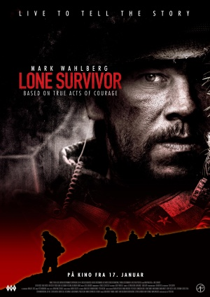 Lone Survivor 2480x3507