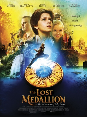 The Lost Medallion: The Adventures of Billy Stone 1540x2075