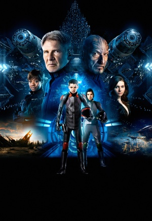 Ender's Game 3428x5000