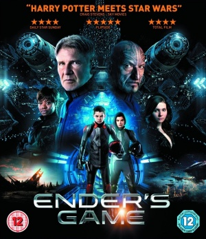 Ender's Game 1088x1260