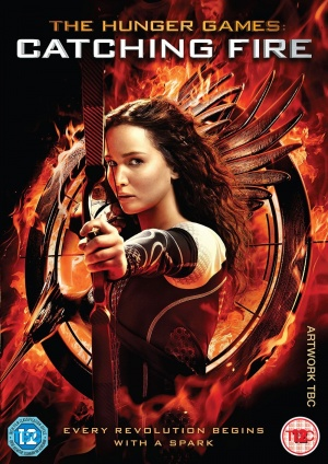 The Hunger Games: Catching Fire 1000x1413