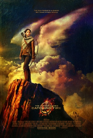The Hunger Games: Catching Fire 1200x1778