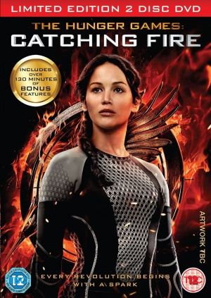 The Hunger Games: Catching Fire 1000x1411
