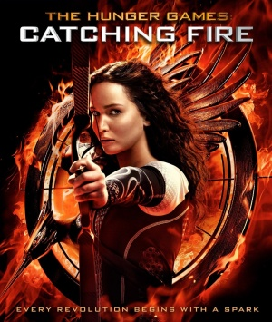 The Hunger Games: Catching Fire 1188x1406
