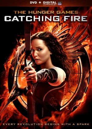 The Hunger Games: Catching Fire 1065x1500
