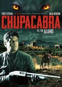 Chupacabra vs. the Alamo poster