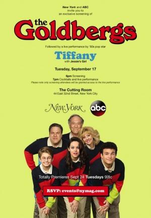 The Goldbergs 600x861