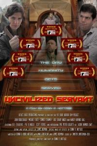 Uncivilized Servant poster