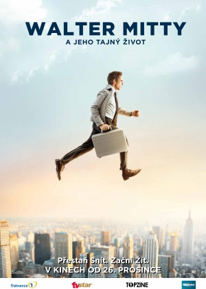 The Secret Life of Walter Mitty 3566x5000