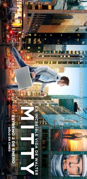 The Secret Life of Walter Mitty 442x900