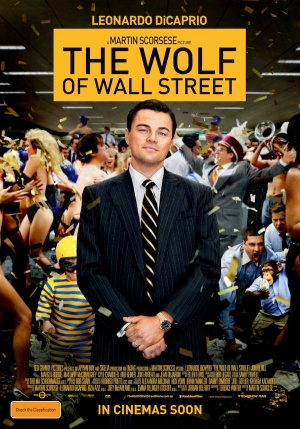 The Wolf of Wall Street 600x857