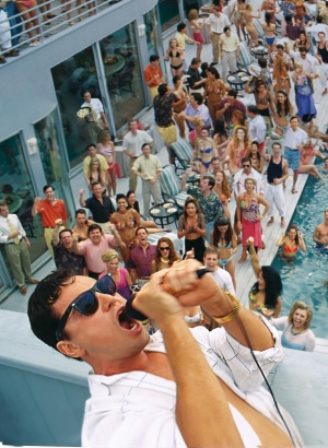 The Wolf of Wall Street 3661x5000