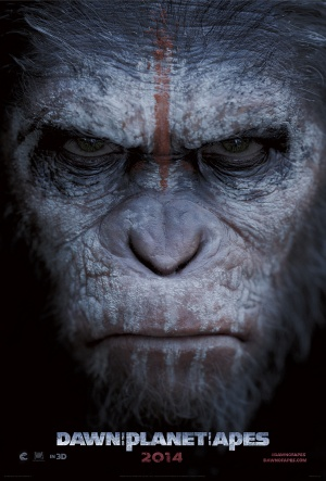 Dawn of the Planet of the Apes 1353x2000
