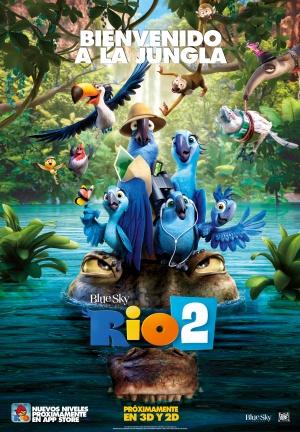 Rio 2 - Dschungelfieber 2953x4255