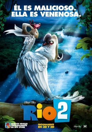Rio 2 - Dschungelfieber 2362x3404