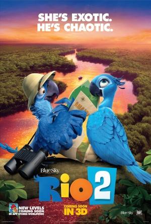 Rio 2 - Dschungelfieber 1486x2195