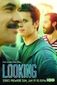 Looking poster
