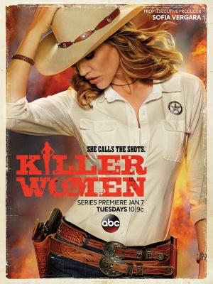Killer Women 750x1000