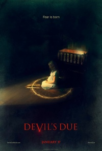 Heredero del Diablo poster