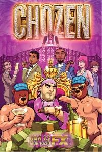 Chozen poster