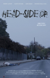 Head-Side Up poster
