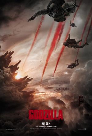 Godzilla 3384x5000