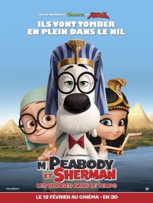 Mr. Peabody & Sherman 2953x3898
