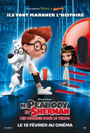 Mr. Peabody & Sherman 1866x2756