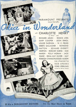 Alice in Wonderland 1042x1466