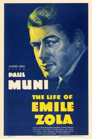 The Life of Emile Zola 2000x3000