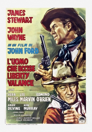 The Man Who Shot Liberty Valance 2100x3000
