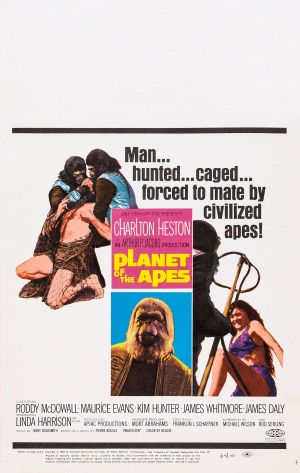 Planet of the Apes 1869x2944