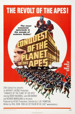 Conquest of the Planet of the Apes 1965x2967