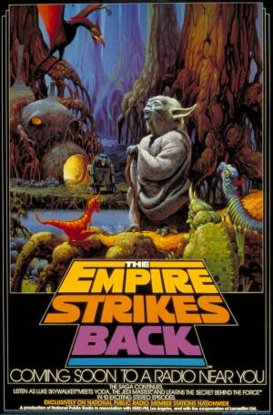 Star Wars: Episodio V - El Imperio contraataca 1044x1588