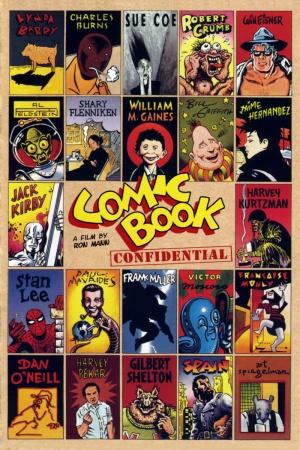Comic Book Confidential 800x1200