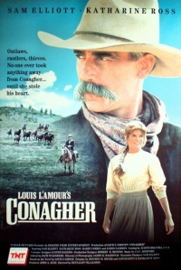 Conagher poster