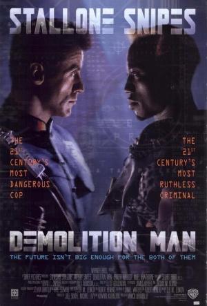 Demolition Man 580x856